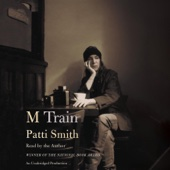 Patti Smith - M Train (Unabridged)  artwork