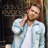 David Evans - Something About a Love Song - EP  artwork