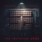 The Imitation Game (Original Motion Picture Soundtrack) cover art