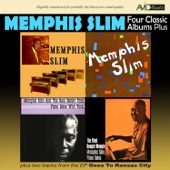 Four Classic Albums Plus (Memphis Slim / Memphis Slim / The Real Boogie Woogie / The Real Honky Tonk)
