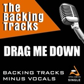 Drag Me Down (Backing Track)