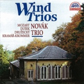 Wind Trios /Mozart - Dusek - Druzecky - Kramar-Krommer