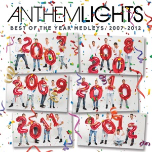 Chord Guitar and Lyrics ANTHEM LIGHTS – Best Of 2012: Payphone / Call Me Maybe / Wide Awake / Starships / We Are Young