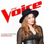 Alisan Porter - Desperado (The Voice Performance) artwork