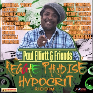 Paul Elliott and Friends Reggae Paradise (Hypocrit Riddim) – Various Artists