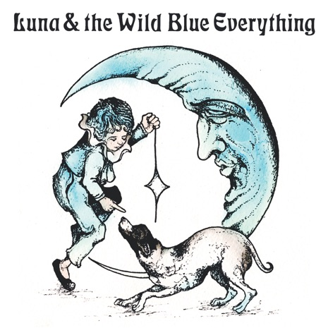 Luna and the Wild Blue Everything by Mat Kerekes