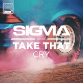 Sigma - Cry (feat. Take That) artwork