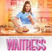 Waitress (Original Broadway Cast Recording) - Various Artists Cover Art