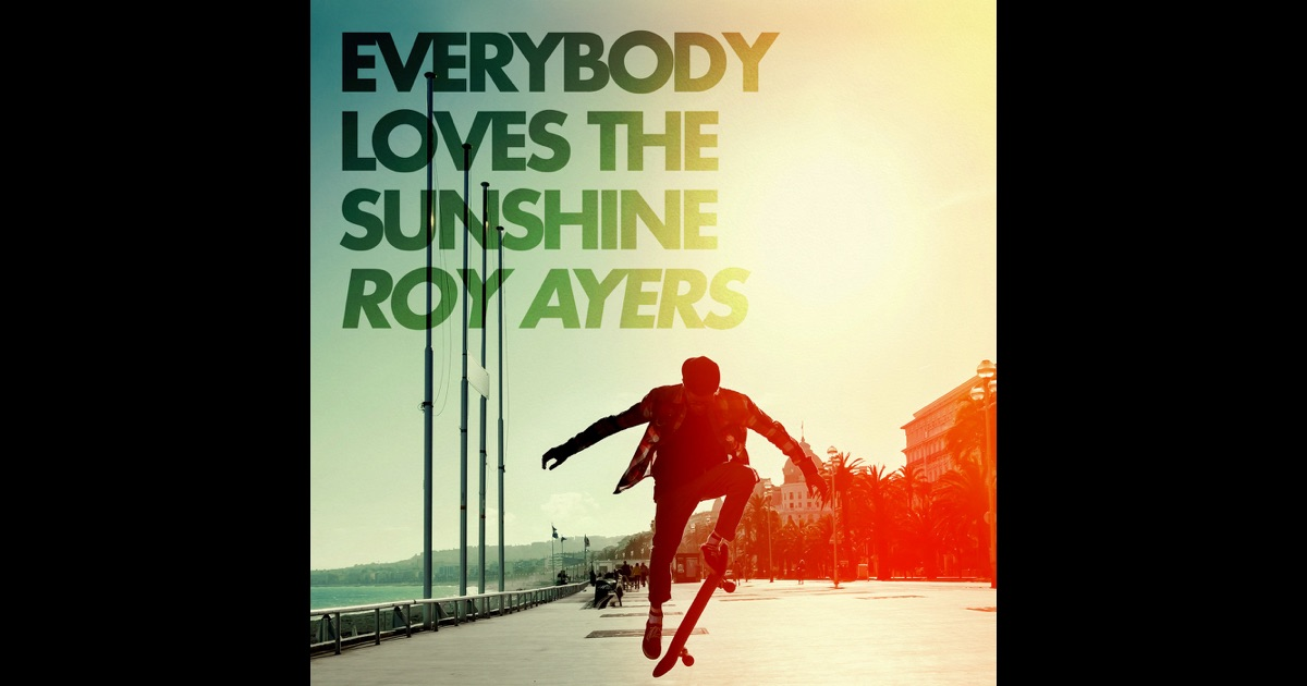 Roy Ayers Ubiquity - Everybody Loves The Sunshine | Discogs