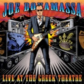 Joe Bonamassa - Live at the Greek Theatre  artwork