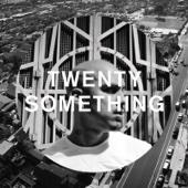 Twenty-Something - EP - Pet Shop Boys Cover Art