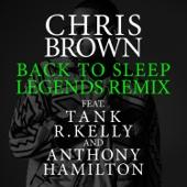 Back To Sleep (Legends Remix) [feat. Tank, R. Kelly & Anthony Hamilton] - Single cover art