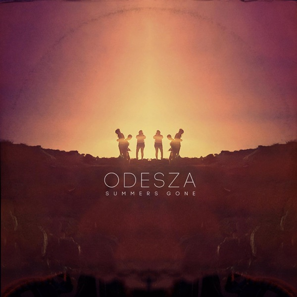 Summers Gone ODESZA CD cover