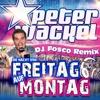 Die Nacht von Freitag auf Montag (DJ Fosco Remix Edit) - Single
