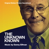 The Unknown Known (Original Motion Picture Soundtrack) cover art