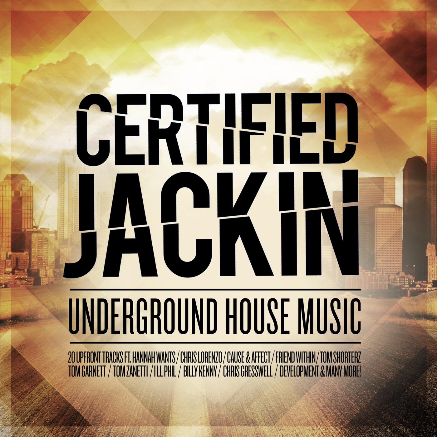 Certified jackin underground house music by various for House music singers