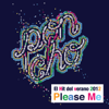 Poncho - Please Me ilustración