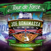Joe Bonamassa - Tour de Force: Live In London - Shepherd's Bush Empire  artwork