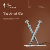 The Art of War - The Great Courses Cover Art