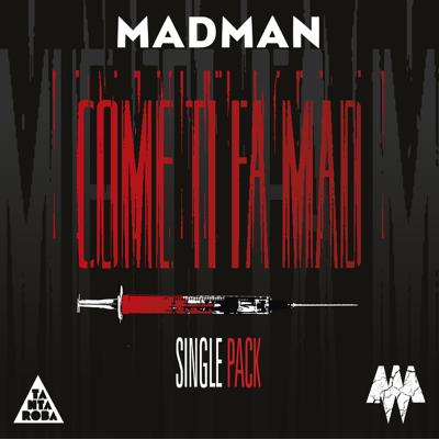 Madman Come ti fa Mad Album Cover