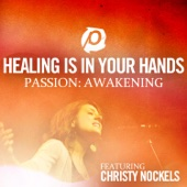 Healing Is In Your Hands (Radio Version) - Single cover art