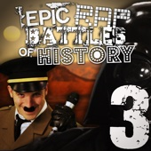 Darth Vader vs Adolf Hitler 3 - Single cover art