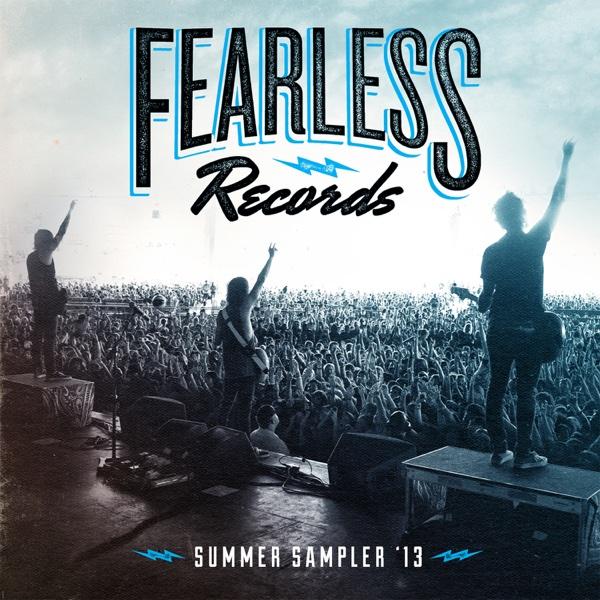 fearless records summer sampler 2013 album cover by various artists. Black Bedroom Furniture Sets. Home Design Ideas