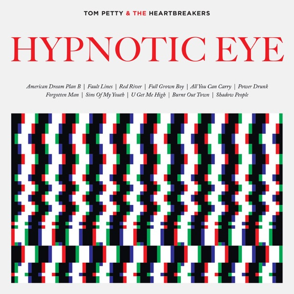 Hypnotic Eye Tom Petty  The Heartbreakers CD cover
