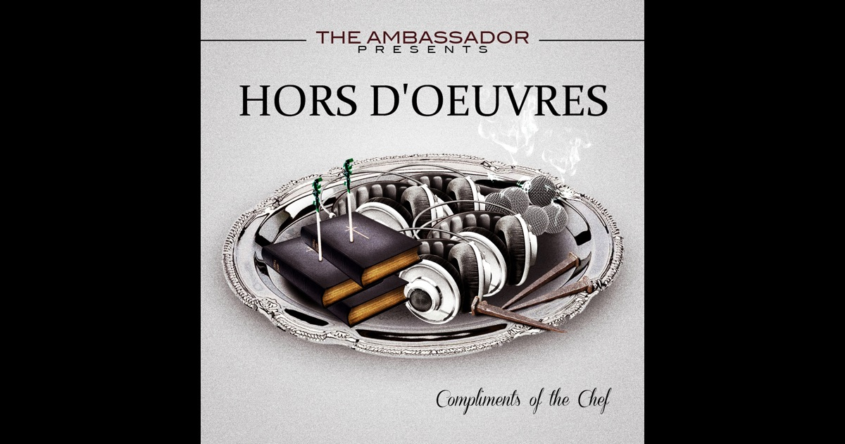 the ambassador the thesis With five full-length albums as a member of the legendary hip-hop group the cross movement and a solo project to his credit, the ambassador is back with his sophomore effort the thesis.