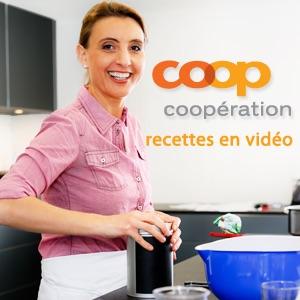 Coopération: recettes en vidéo