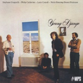 Young Django (with Philip Catherine, Larry Coryell & Niels-Henning Ørsted Pedersen) - Stéphane Grappelli
