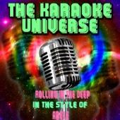 Rolling in the Deep (Karaoke Version) [In the Style of Adele]