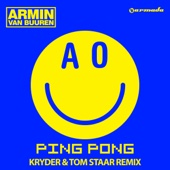Ping Pong (Kryder & Tom Staar Remix) - Single cover art