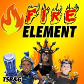 Fire Element - The Skylander Boy and Girl