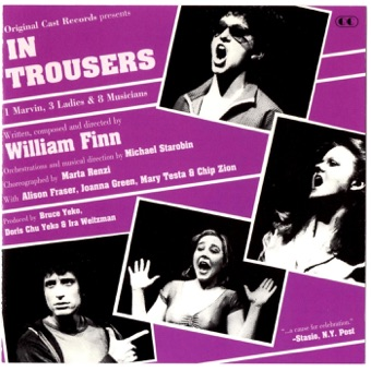 In Trousers (1979 Original Off-Broadway Cast) [Cast Recording] – Various Artists