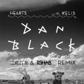 Hearts (feat. Kelis) [Kaskade & R3hab Remix] - Single cover art