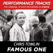 Famous One (Performance Tracks) - EP cover art
