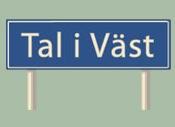 Tal i Väst: Nytt från Göteborg