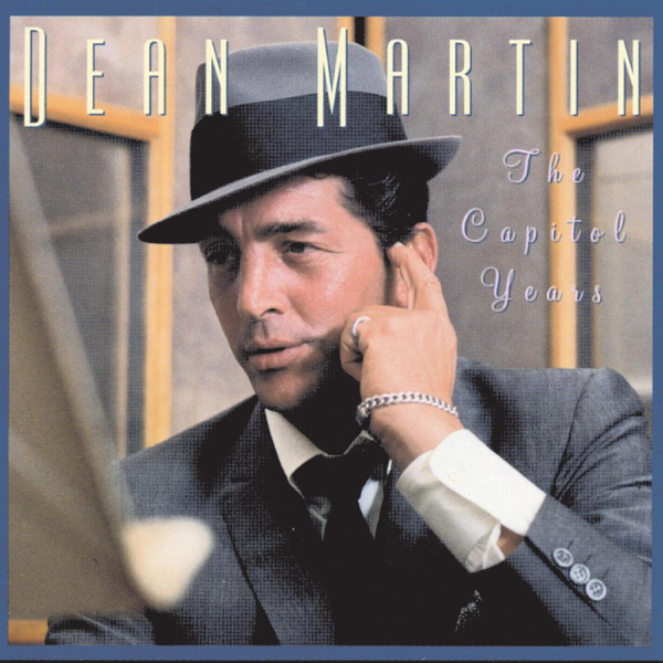 Dean Martin The Capitol Years Album Cover