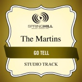 Go Tell (Medium Key Performance Track Without Background Vocals)