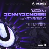Tell Me Twice (Ultra Music Festival Anthem) [feat. Heather Bright] [Remixes] - EP cover art