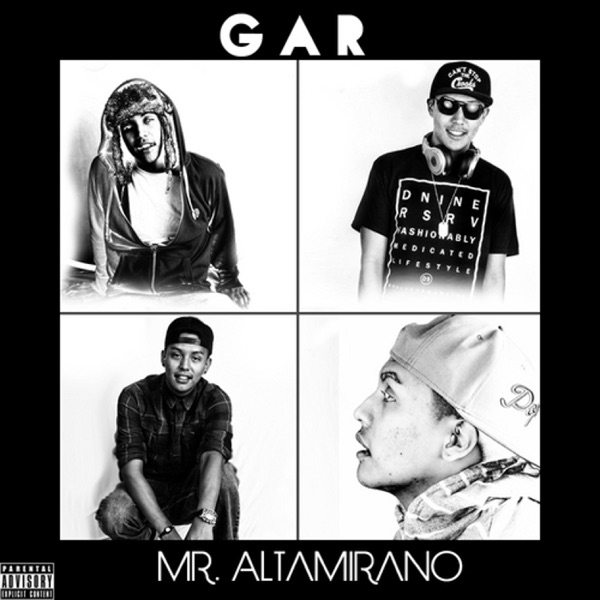 Mr. Altamirano \/ Substance Abuse Album Cover by Gar