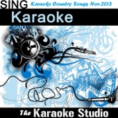 I Hold On (In the Style of Dierks Bentley) [Instrumental Version]