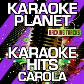 Fångad Av En Stormvind (Karaoke Version With Background Vocals) [Originally Performed By Carola]