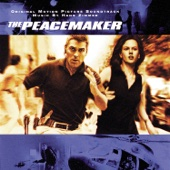 The Peacemaker (Original Motion Picture Soundtrack) cover art