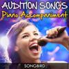 Songbird ('Eva Cassidy' Piano Accompaniment) [Professional Karaoke Backing Track] - Audition Piano Accompaniment for Singers