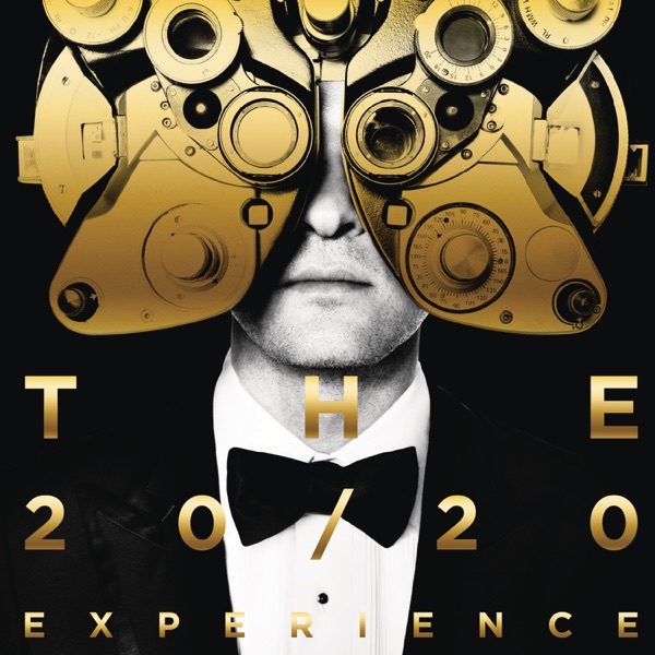 The 2020 Experience – 2 of 2 Justin Timberlake CD cover