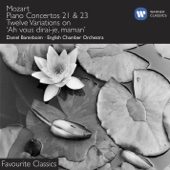 Piano Concerto No. 21 in C K467 (cadenzas Barenboim) : .II. Andante [1986 Remastered Version]