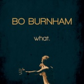 Cover to Bo Burnham's what.
