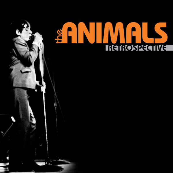 Retrospective The Animals CD cover